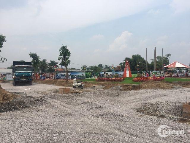 bán đất nền khu dân cư bình chuẩn Thị Xã Thuận An Bình Dương.