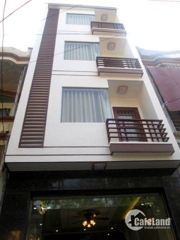 Bán nhà mặt ngõ Vĩnh Phúc, kinh doanh nhỏ, ô tô tránh, 4.35 tỷ