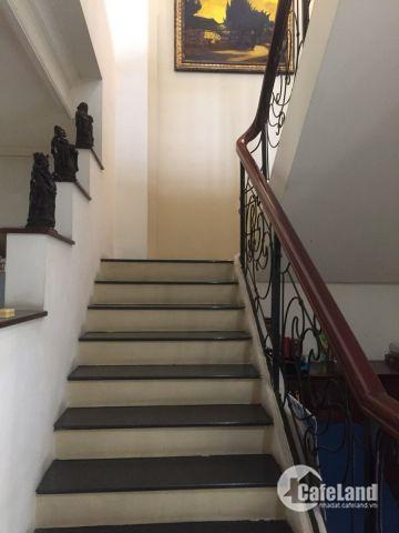 Bán biệt thự kiểu Pháp HXH Trần Bình Trọng, Q.BT, DT 19m x 25,6m, giá 50 tỷ