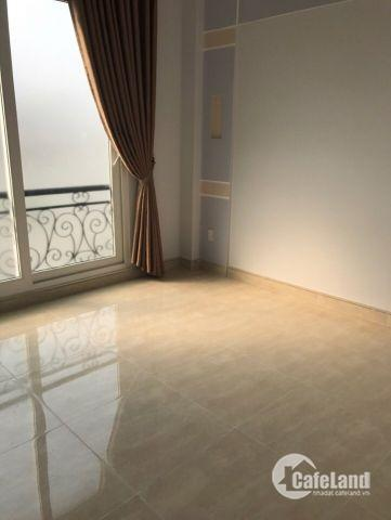 Bán nhà Bình Thạnh, Chu Văn An hẽm nhựa 8M, DT: 4*13, 3PN,  5,5 TY, 0938872592