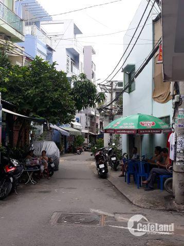 Nhà HXH đường Đinh Tiên Hoàng, 35m2 giá 4,2ty