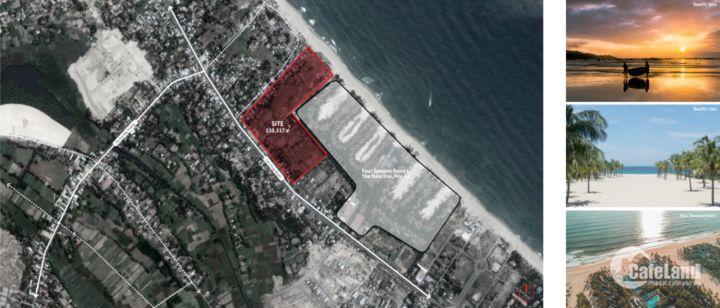 Villas Mặt Biển Đà Nẵng Hội AN Full Nội Thất 5* sổ đỏ lâu dài