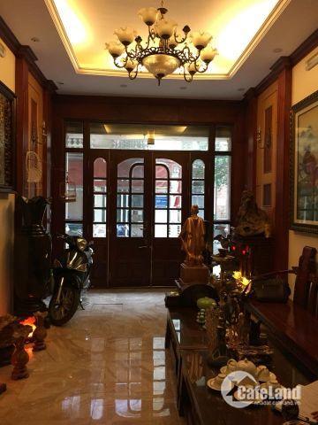 Bán nhà khu Lê Duẩn - Khâm Thiên. DT 42m2 x 4 tầng, giá 3 tỷ