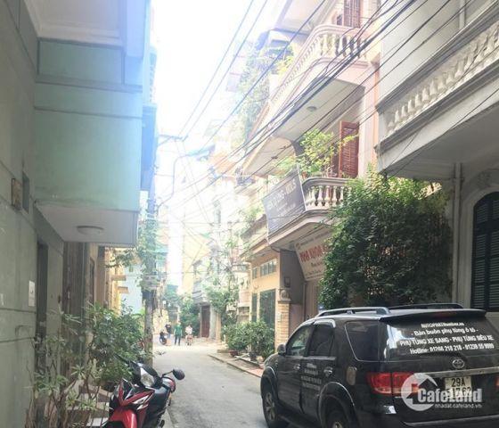 Bán nhà đẹp phố Cát Linh 36m2, MT 4m, 3.4 tỷ