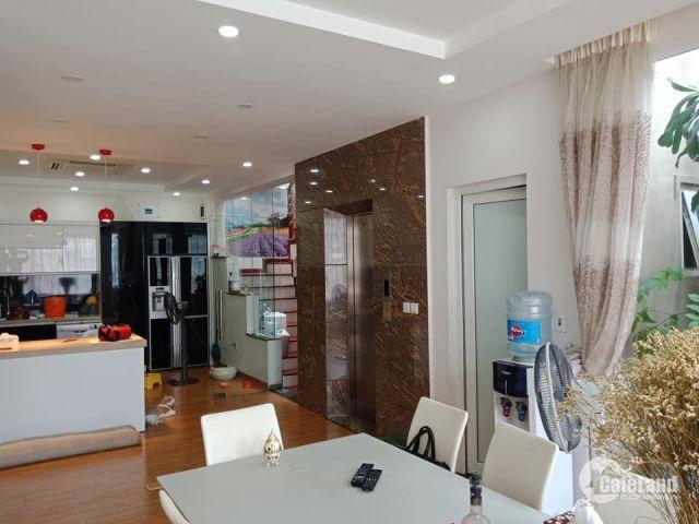 Nhà phố Trần Quang Diệu, 7 tầng, 6m mặt tiền, nội thất Nhập khẩu