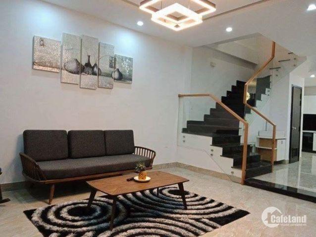 Chính chủ bán nhà đẹp gần Hồ Ba Mẫu 38m2x5 tầng, MT 4.3m, ngõ hơn 3m thông thoáng. Giá 3.6 tỷ.