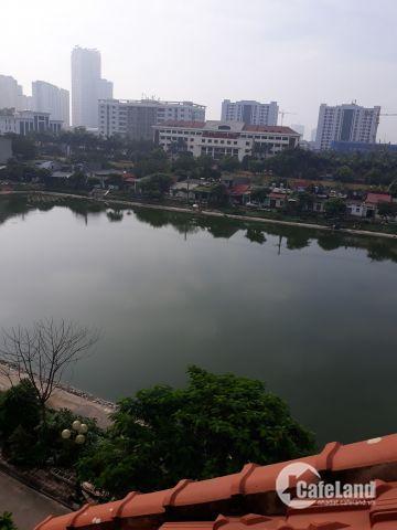 Tòa nhà văn phòng, siêu thị,nhà hàng,mặt phố Nguyễn Viết Xuân,95m2,5tầng,11.5tỷ.