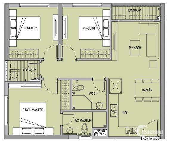 CHỈ 150 TRIỆU sở hữu ngay căn hộ tại Vinhomes New Center Hà Tĩnh