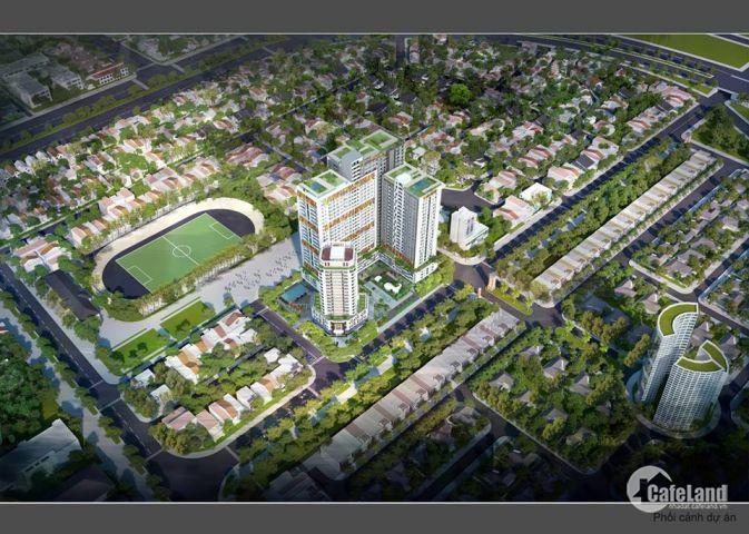 Khu biệt thự cao cấp ngay trung tâm TP Đà Nẵng