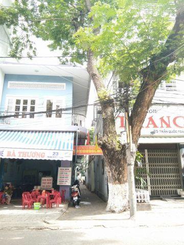 Bán đất kiệt Trần Quốc Toản, quận hải châu, tp đà nẵng