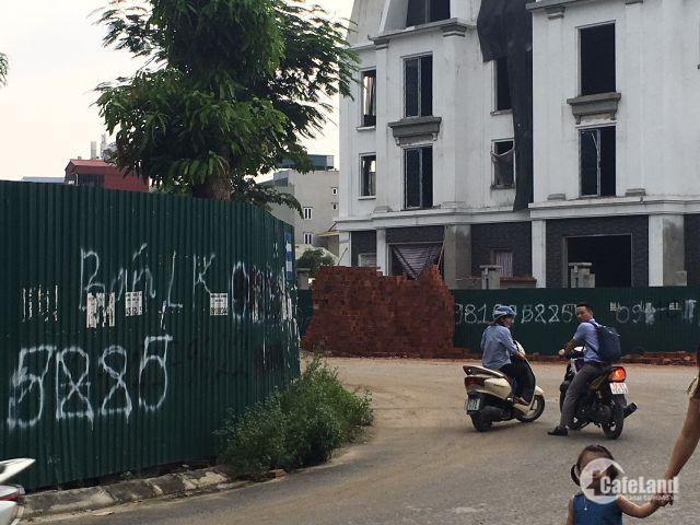 Bán Suất Ngoại Giao Shophouse mặt đường nguyễn xiển giá 8 tỷ/lô/lô LH 01665222226