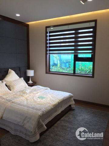 Chung cư cao cấp view 3 hồ khu Linh Đàm, có sân golf, tennis, sân bóng,...