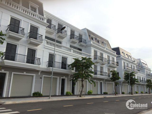 Mở bán Nhà phố giá rẻ nhất khu vực Bến Lức,Chiết khấu lê đến 7% cho dân đầu tư.
