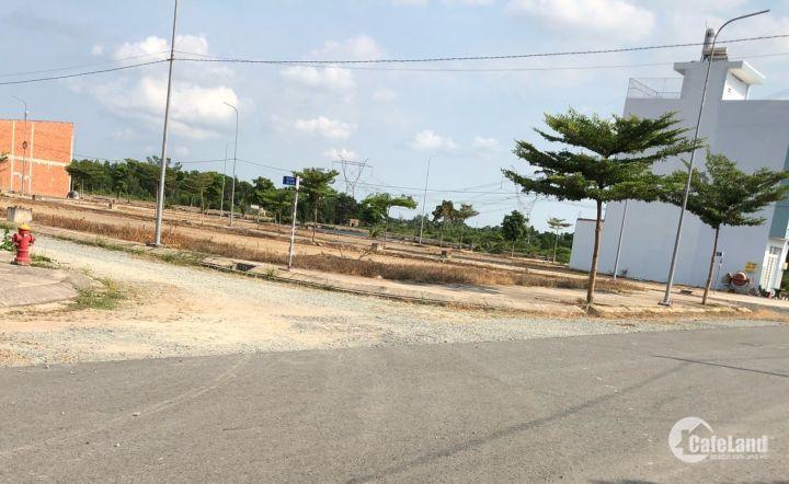 Đất Bình Chánh giá rẻ 8tr/m2, sổ hồng đầy đủ, CK 5%, LH 0908109692