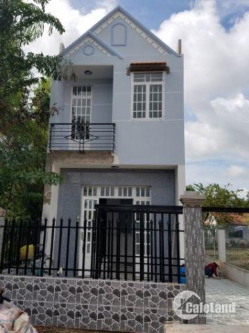 Bán nhà mặt phố tại đường Đinh Đức Thiện - huyện Bình Chánh - HCM