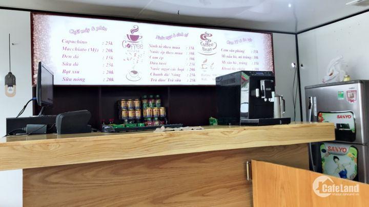 Cần bán gấp quán café Container, thiết kế độc và lạ, tại trục đường chính đối diện trung tâm thương mại. kdc 13B Conic.