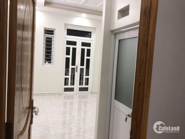 Bán nhà Nhà Bè, Tp.HCM, diện tích 72m2 giá 3.85 tỷ. Vị trí hẻm 2329 Huỳnh Tấn Phát