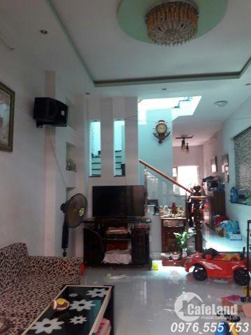 Bán nhà Kho C Đào Tông Nguyên, Nhà Bè, DT 120m2, trệt 1 lầu giá 2.9 tỷ