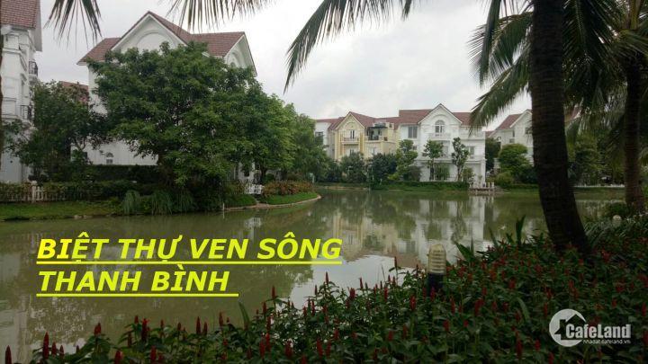 KHOẢNG LẶNG THANH BÌNH HIẾM HOI CÙNG BIỆT THỰ SONG LẬP HƯỚNG DƯƠNG 1 - 28