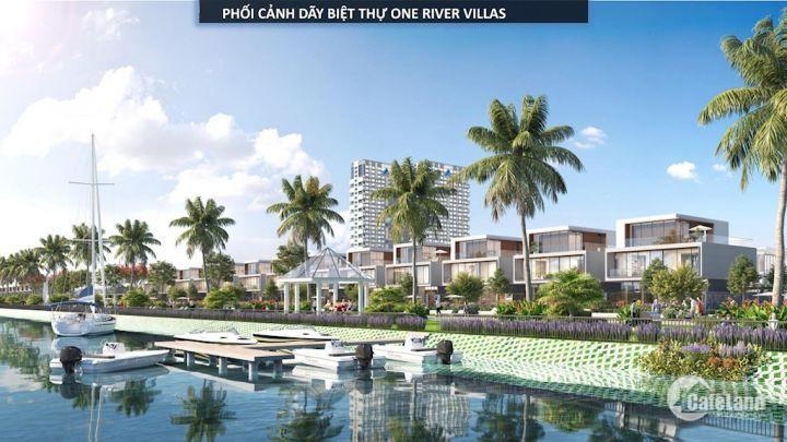 One River Villas nơi tinh hoa hội tụ, sở hữu vị trí Tựa Sơn Nghinh Thủy đẹp và duy nhất tại Đà Nẵng