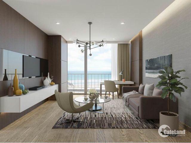 Đất Xanh triển khai dự án căn hộ 5* mặt tiền biển Trần Phú - Giá chỉ từ 40Tr/m2