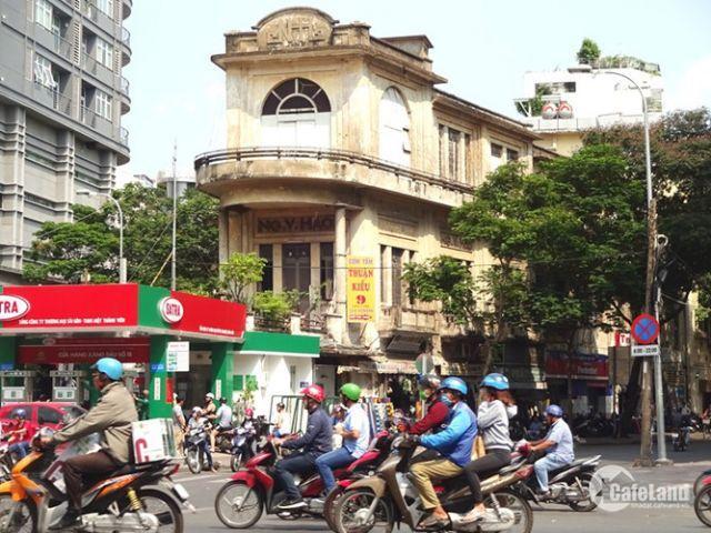 Bán nhà HXH đường Cống Quỳnh , P.Ng Cư Trinh , Q.1. DT 4*20m. Giá 9,2 tỷ