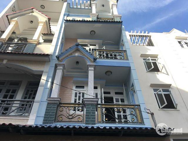 Bán nhà trung tâm P. Đa Kao MT Mạc Đĩnh Chi, Quận 1, giá 18 tỷ