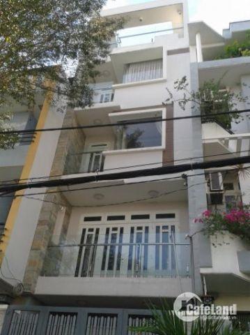 Bán nhà MT Trần Đình Xu, DT: 5.3x21m, gần Trần Hưng Đạo,p.Cầu Kho, Q1, giá 28 tỷ