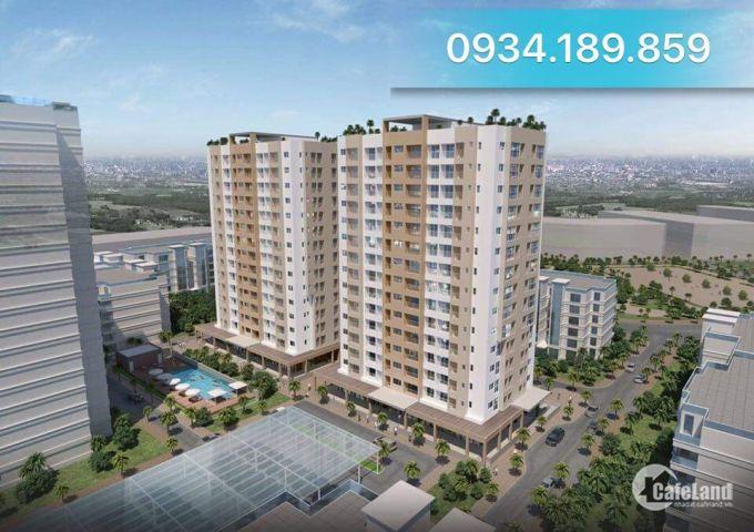 Chỉ 1 tỷ sở hữu ngay Căn hộ Trung tâm Q.12, ngay cầu Tham Lương