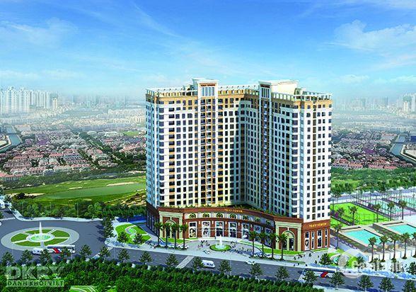 Cần tiền đi định cư nước ngoài cần bán gấp căn hộ Toky Tower, DT: 66m2, 2PN, 1WC, giá: 1.35 tỷ