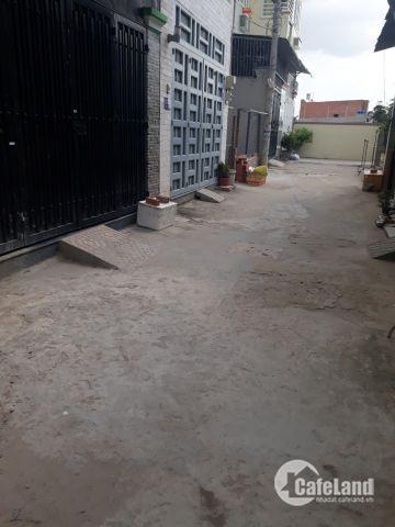 Bán Nhà 3 Tấm Mới Đẹp DT 52m2 Tại Thạnh Lộc Q. 12