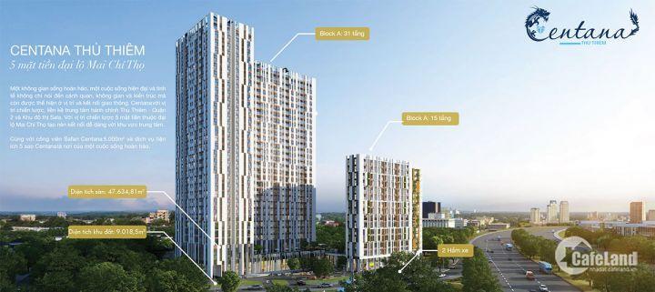 Bán suất nội bộ từ CĐT. 3PN – 97m2, tầng cao. CK 100tr. Sắp nhận nhà
