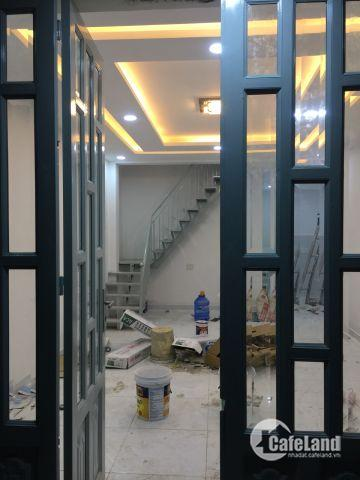 Nhà trệt lầu 1tỷ83=120m2 dt sàn, hẻm 22 Nguyễn Duy Trinh, Q.2