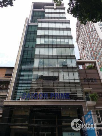 Bán nhà MT Trần Quang Diệu, Q.3, Dt: 11x32m , Hầm 8 Lầu, giá 125 tỷ