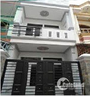 Thiếu vốn cần bán gắp nhà giá rẻ DT 72,5m2, đường Nguyễn Khoái hẻm xe hơi Q4