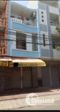 Thiếu vốn bán gắp nhà 1 triệt 2 lầu 75,5m2 mặt tiền đường Nhiêu Tâm Q5 giá 3,55 tỉ