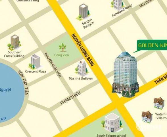 """Golden King - đầu tư vững bền - Là """"điểm nóng"""" của bất động sản. LH 0988 786 144"""