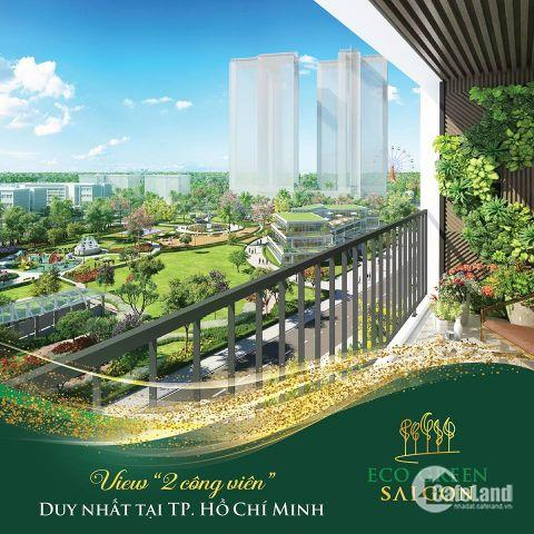 TOP 5 bí mật mà Eco Green Sài Gòn không muốn tiết lộ. LH PKD.CĐT: 0934.1892.89