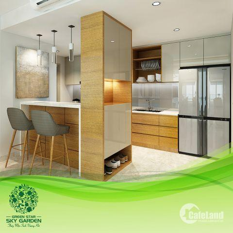 5 lý do nên sở hữu căn hộ liền kề Phú Mỹ Hưng, dự án Green Star Sky Garden Q7. LH PKD CĐT: 0934.189.289