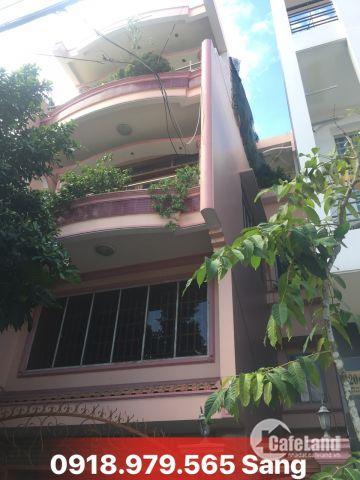 Bán nhà 3 lầu sân thượng mặt tiền đường số 40 Tân Quy Đông , Tân Phong quận 7