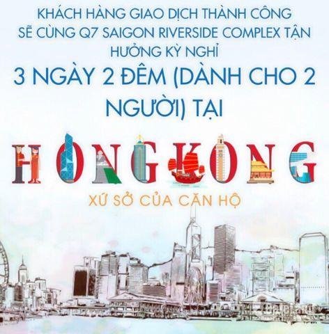 Căn Hộ LK Peninsula Quận 7 - Tặng 2 vé Du Lịch Hong Kong 0931 258 678