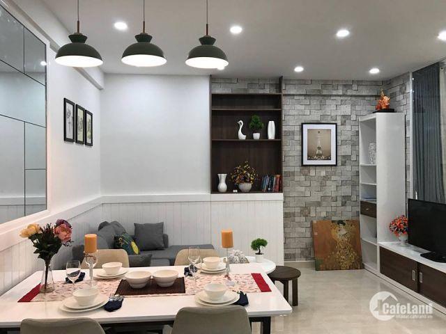 Bán gấp căn hộ Quận 8,cuối năm 2018 nhận nhà,rẻ hơn CĐT 100tr