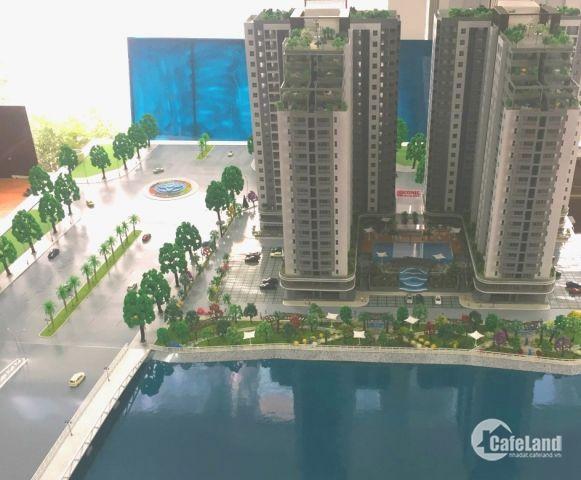 Bán dự án căn hộ chung cư ven sông Conic Riverside giá chỉ 1,1 tỷ