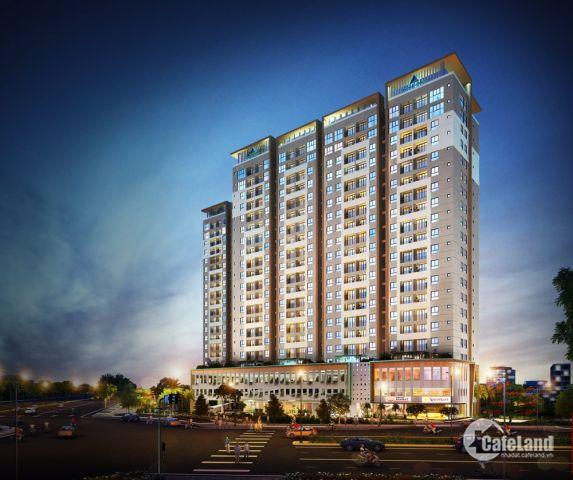 Thu nhập 12-15 triệu/tháng có ngay căn hộ chuẩn hotel 4 sao mặt tiền Võ Văn Kiệt, 1,39 tỷ 2 PN