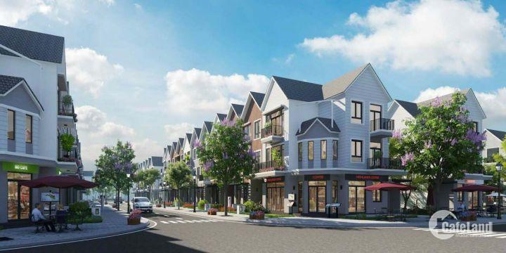 Nhà phố  5x15, 1 trệt An ninh 24/7, đầy đủ tiền ích Park Riverside Premium 4.1 tỷ