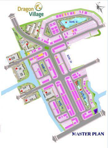 Bán nhà phố Dragon village 6X15m , 1 trệt 2 lầu giá 4 tỷ