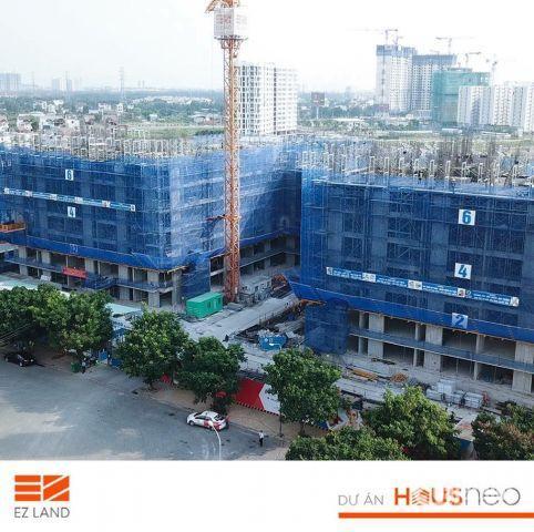 Bán căn hộ ngay trung tâm quận 9, giá 1,25 tỷ căn 2PN, đã lên tầng 17.LH:0909160018