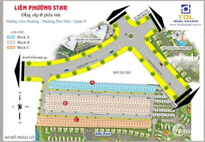 Nhà phố 3 lầu chỉ 1,5 tỷ ngay MT Liên Phường gần villa park