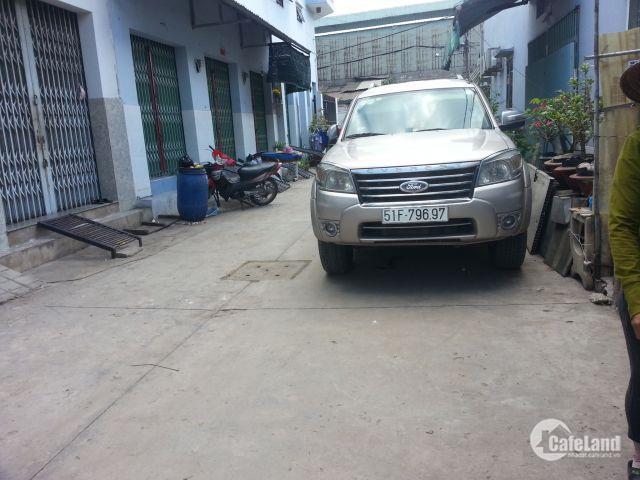 Cần bán nhà DT 4x20 hẻm 6m  879/ hl2 Bình Tân giá thương lượng 3.45 tỷ