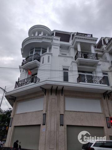 Bán nhà góc 2 mặt tiền đường Trần Thị Nghĩ, p7, Gò Vấp, dt 191,7m2 giá 43,4 tỷ.